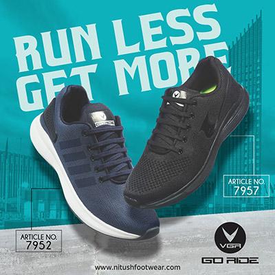 VOV | GO RIDE | VGR Shoes | Jalandhar
